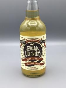 Big Hill Ciderworks - Barrel Aged (16.9oz Bottle)
